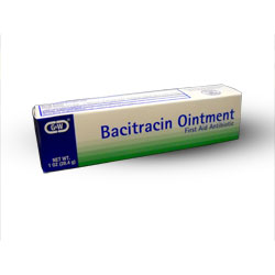 Bacitracin Ointment 500units, 1oz