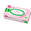 Glove, Pink Aloe Nitrile Exam P/F Large 1000/cs