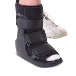 Walker, Ankle,Deluxe,Large, Each