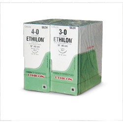Ethilon Suture 4-0 PS-2 12/bx