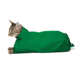 Cat Sack For Cats, Small , Green