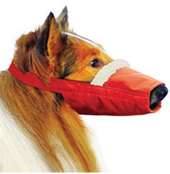 Cozy Long-Snouted Quick Muzzle For Dogs