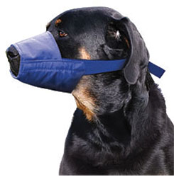 Quick Muzzle For Dogs, XX-Large
