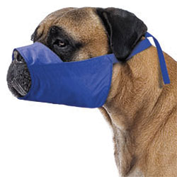 Quick Muzzle For Dogs, XXXX-Large