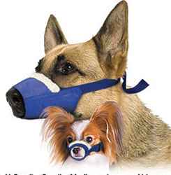 Cozy Quick Muzzle For Dogs, Set of 5