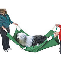 Soft Quick Carry Animal Stretcher, Jumbo, 46