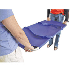Quick Carry Animal Frame Stretcher w/ removable cover.