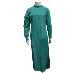 GOWN,SURGEON,100% COTTON,REUSABLE,MEDIUM