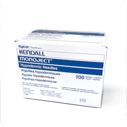 MONOJECT® Needles Soft Pack 18g x 1
