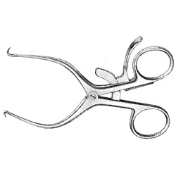 INST, GELPI RETRACTOR, ECONOMY, EA