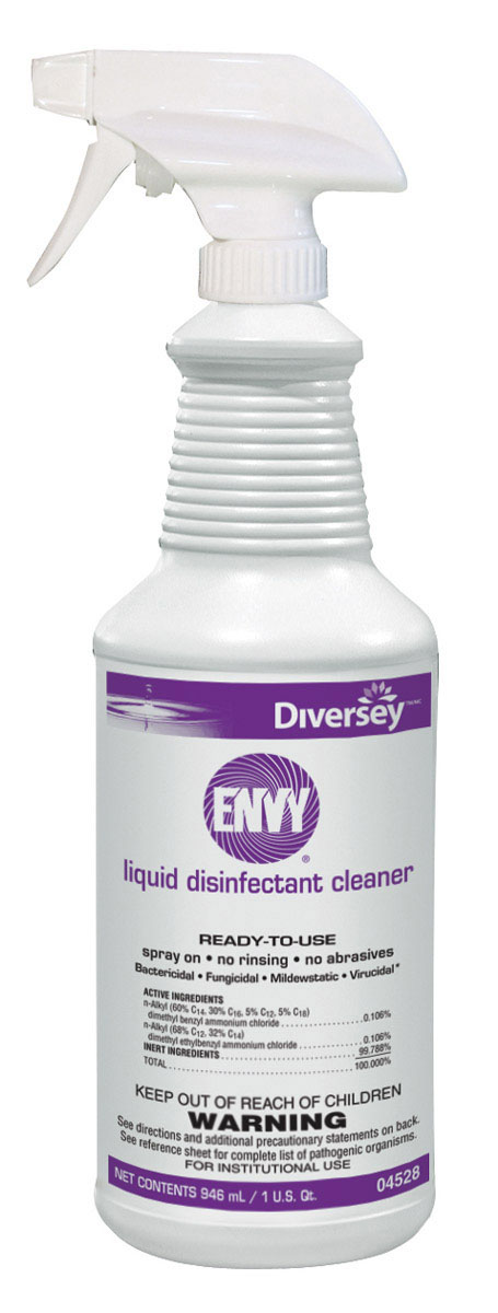Disinfectant Aerosol Envy 12 Ea/Cs
