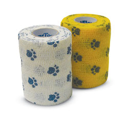"TAPE,PAW PRINTS,4"" EACH"