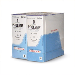 Prolene Suture 5-0 PS-3 12/bx