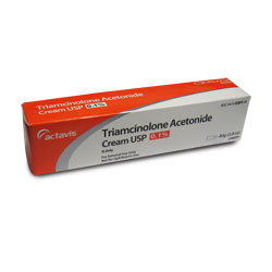 triamcinolone cream & flonase