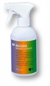 All-Clenz Wound Cleaner 12Ozbt 6 Ea/Cs
