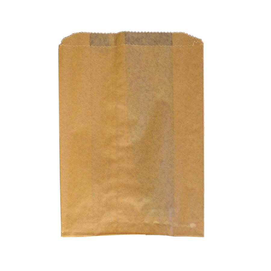 Bag Wax Paper F/Santry Napkn 9X10X3.25