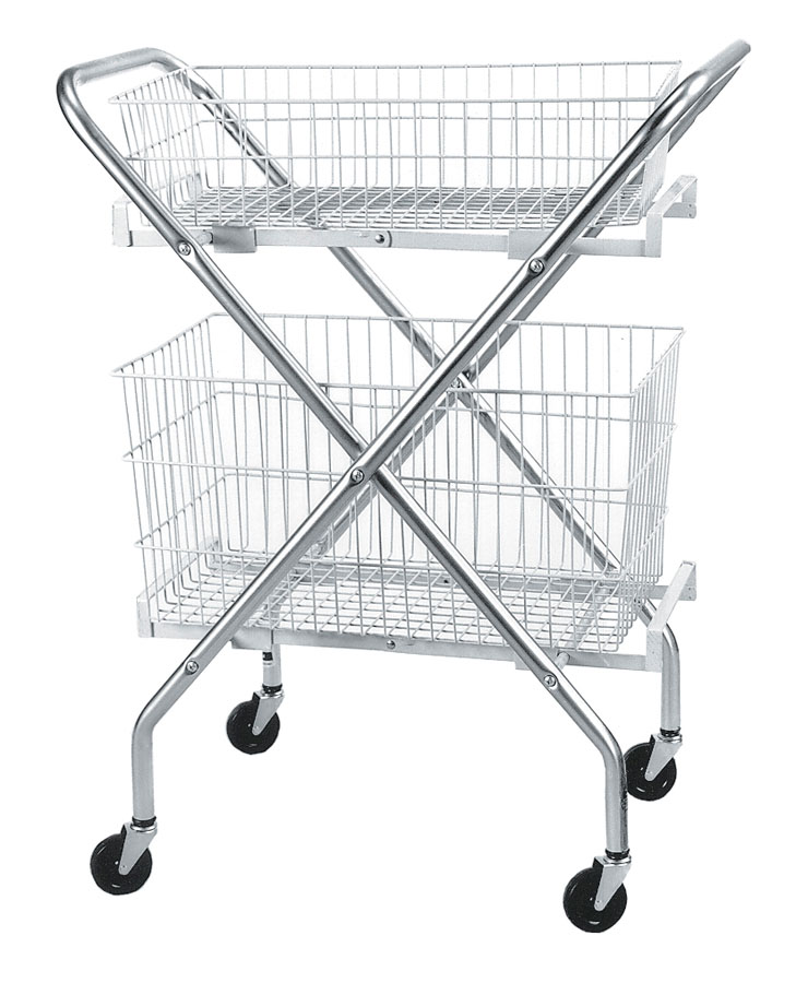 CART, FOLDING, UTILITY, FRAME ONLY,EA