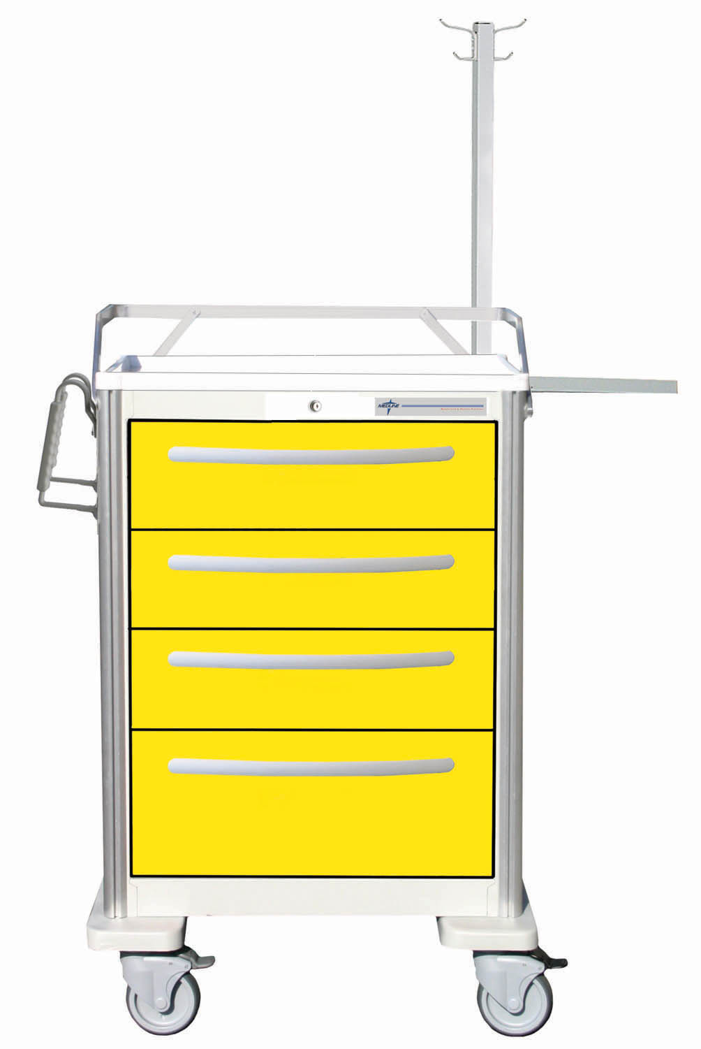 "CART,LIGHT ALUM 3-DRAWER 1-3"",2-9"",EA"