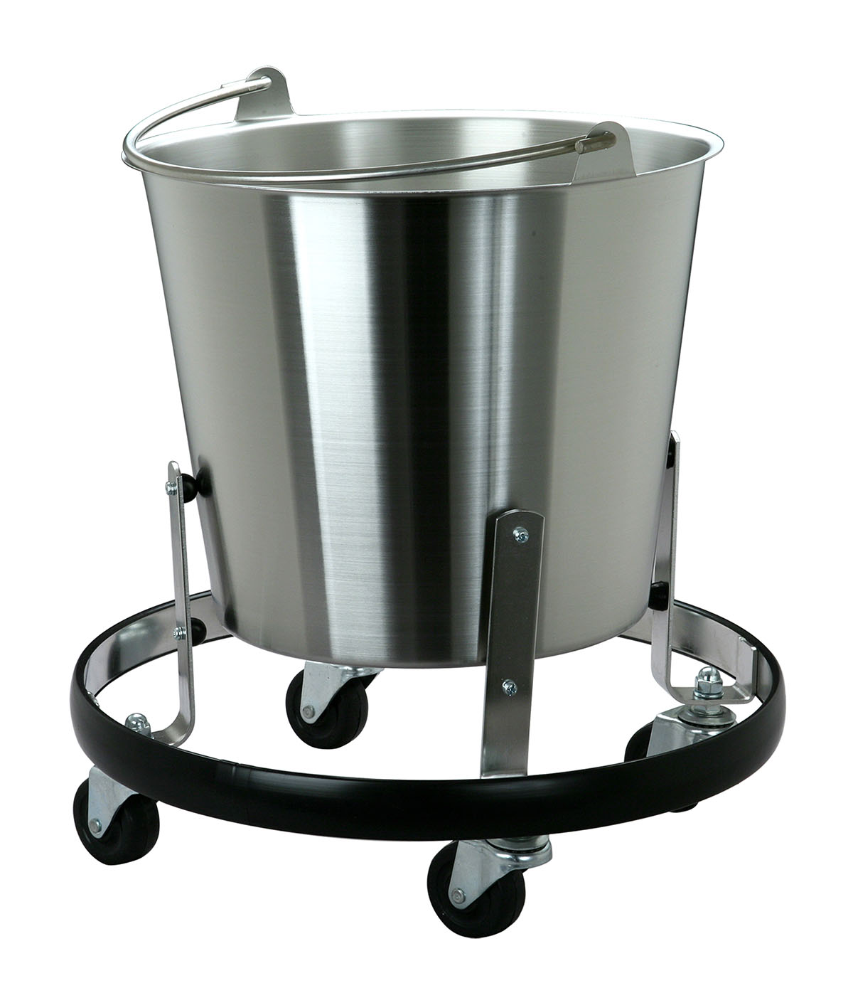 Bucket Kick 13Qt Wall Guard 4 Ea