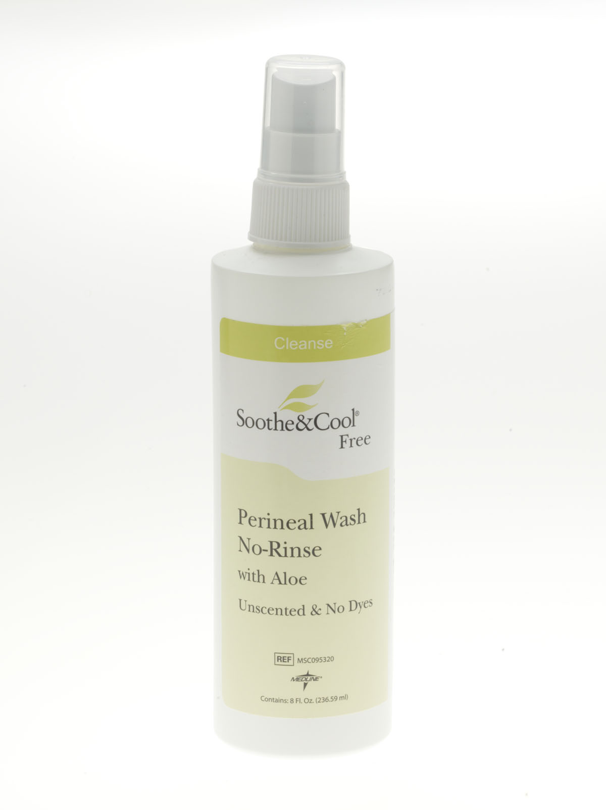 Soothe & Cool No-Rinse Perineal Spray