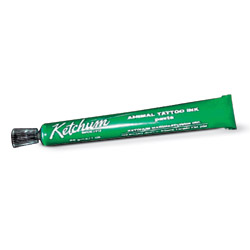 Tattoo Paste Green, 5oz