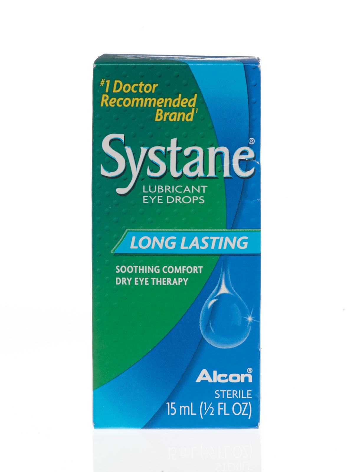 Eye Drops Systane  15Ml Ea