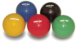 Ball Weight Cando Plyometric Yellow Ea