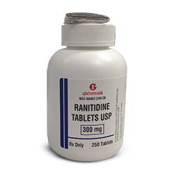RX RANITIDINE 300MG 250TABLETS