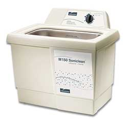 Soniclean® M150 Ultrasonic Cleaner, Does not include required safety basket accessory 9A290001