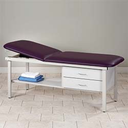 ETA Alpha Series Treatment Table with Two Drawers