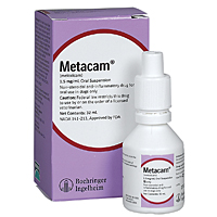 RXV BI METACAM (MELOXICAM) ORAL SUSP 0.5MG/ML, 15ML