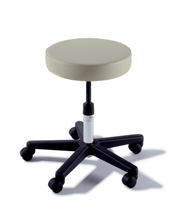 STOOL, EXAM,MIDMARK,270, COMP BASE,TERRA COTTA