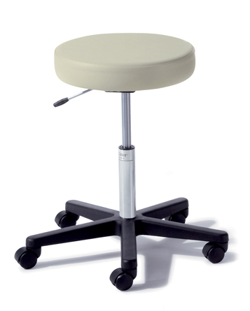 STOOL, 272, COMPBASE, AIR ADJ-DUSTY BLUE