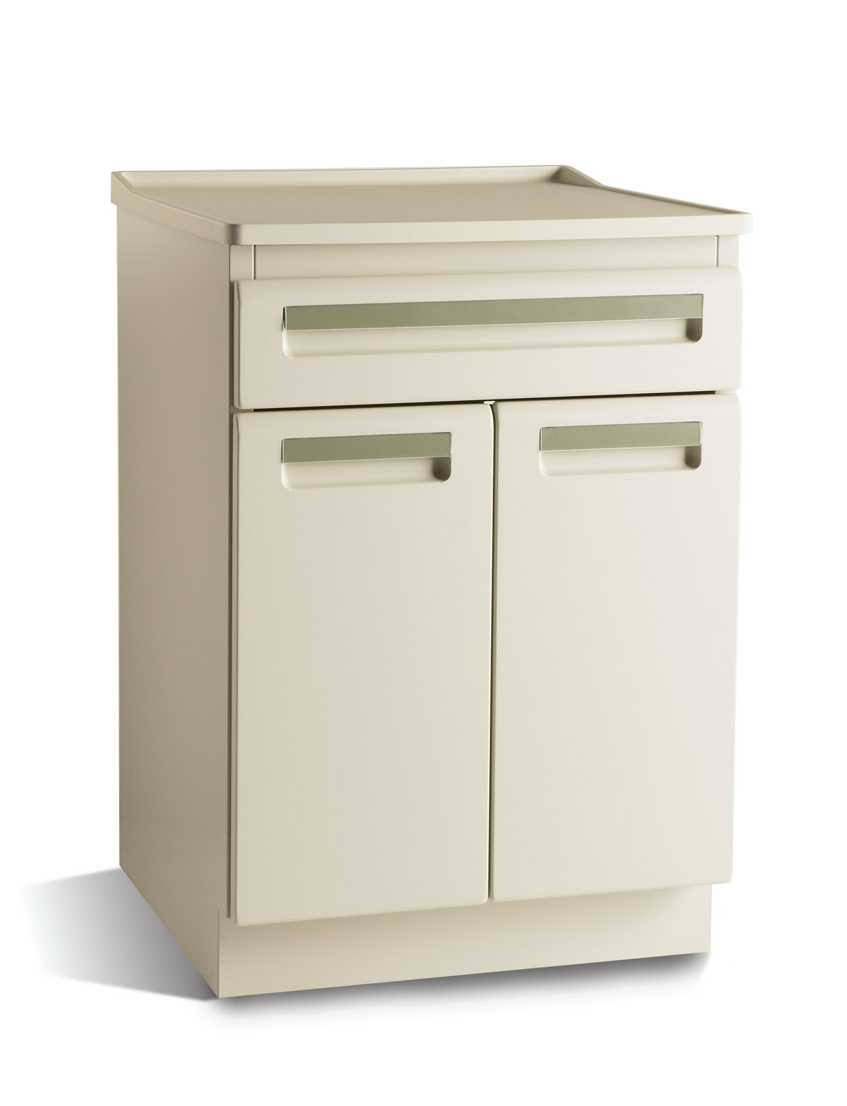 CABINET, TREATMENT, MIDMARK 6060, W/SHELF, GOLDEN ANIGRE
