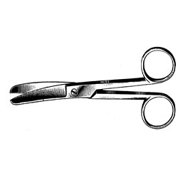 "SCISSORS,OR,5.5"",S/B,CVD SATIN ECONOMY"
