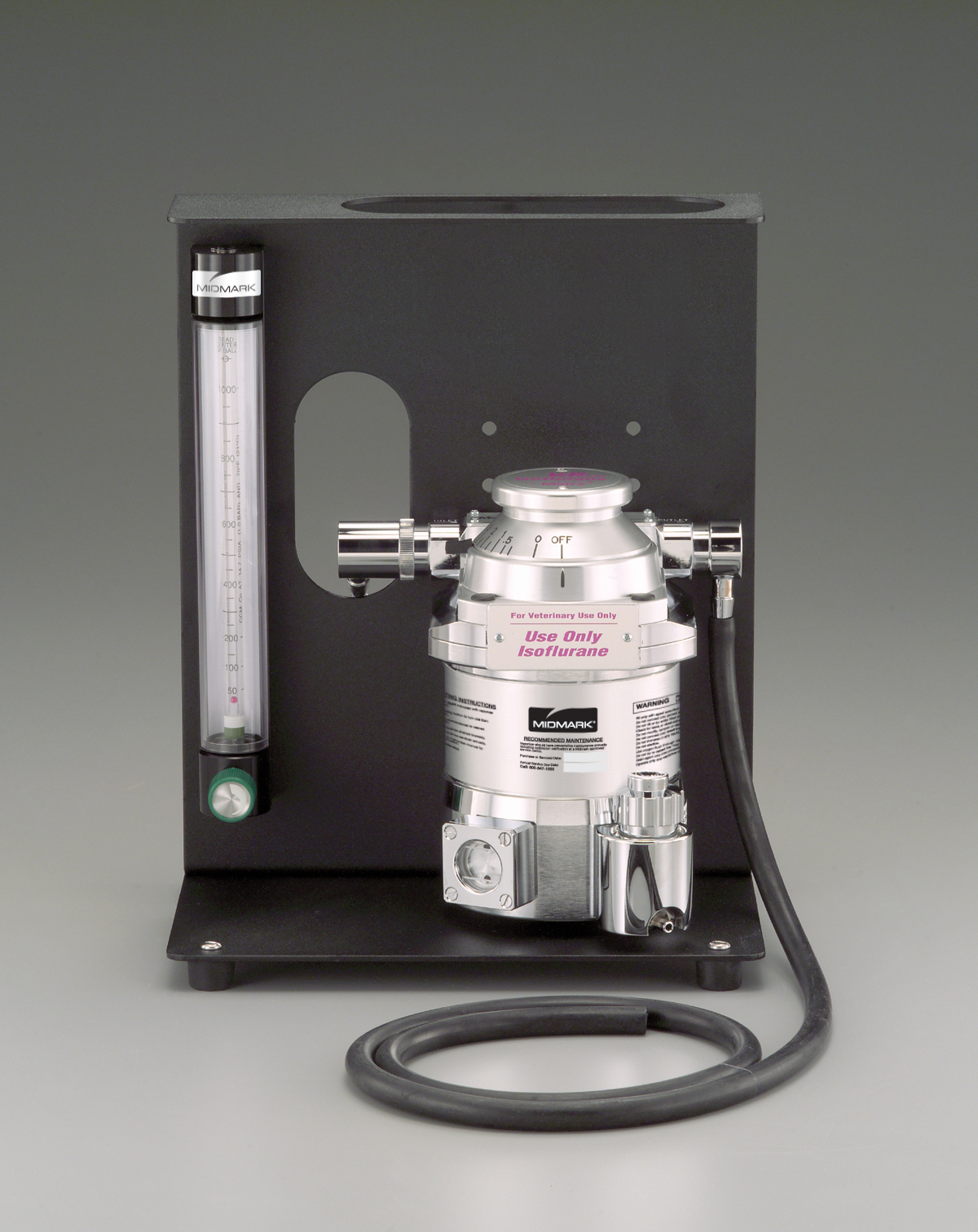 ANESTHETIC DELIVERY SYSTEMS, NON-REBREATHING, MATRX VMR TABLETOP W/ISOFLURANE WELL-FILL VAPORIZER