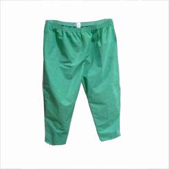 PANTS, GREEN, W/POCKETS, WOMEN'S, XXXXXX-LARGE