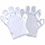 2 OF GLOVES,FOODSERVICE ECONOMY POLY,AMBIDEXTROUS SMALL,1000/BX