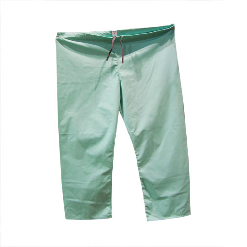 PANTS, SOUTH SEA GREEN, DRAWSTRING, UNISEX, 3XL
