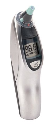 Braun® ThermoScan® PRO 4000 Ear Thermometer, (with 2