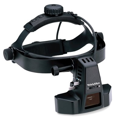 Welch Allyn Binocular Indirect Ophthalmoscope with 8 ft cord