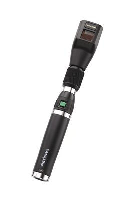 Welch Allyn Elite™ Streak Retinoscope, 3.5V Gold