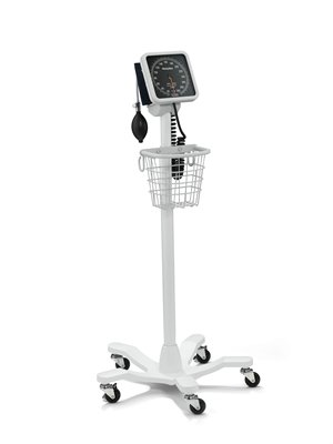 767 Mobile Aneroid on 5-Leg Stand with Reusable One-Piece Adult Cuff