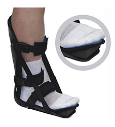 NIGHT SPLINT,POSTERIOR W/WEDGE,COMFORTLAND,MEDIUM