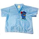 TOP,PJ,PEDIATRIC,BLUE,KOALA PRINT,MEDIUM