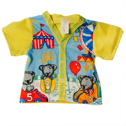 TOP,PJ,PEDIATRIC,YELLOW,KOALA,SMALL