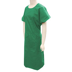 DRESS,SCRUBS,EASY OUT,MISTY GREEN,SMALL