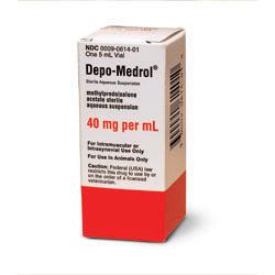 RX DEPO MEDROL 40MG/ML, 10ML
