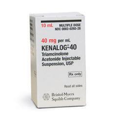 RX KENALOG (TRIAMCINOLONE) 40MG/ML, 5 ML