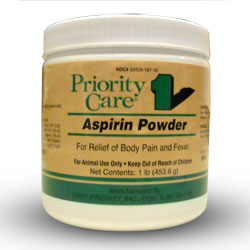 Aspirin Powder 1lb